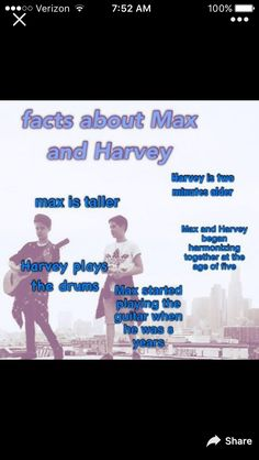 Love them ❤>>>they said age seven was when they began harmonizing. Harvey Play, Max And Harvey, Max Mills, Harvey Mills, Cute Twins, Humanity Restored, My Crush, Im In Love, To My Future Husband