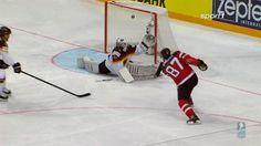 Teram Germany decimaed by Canada  0-10 with double Hat tricks  http://www.sport1.de/eishockey/eishockey-wm/2015/05/nach-dem-deutschen-debakel-gegen-kanada-bei-der-eishockey-wm
