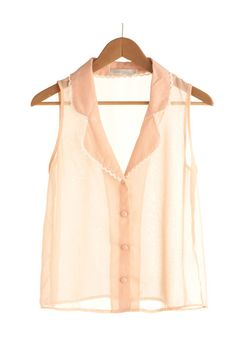Mink Pink Think Mink Pink Shirt | Mod Retro Vintage Short Sleeve Shirts | ModCloth.com