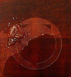 Xilografía, El circulo de la naturaleza.