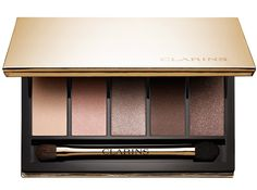 палетка теней Clarins осень 2015 Clarins Pretty Day Palette Fall 2015