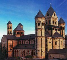 Romanesque+Architecture | German Gothic Art: German Romanesque Architecture | Ancient World