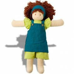 Big Friend Waldorf Dolls. This is Cara!