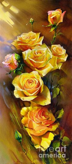 painting...flowers