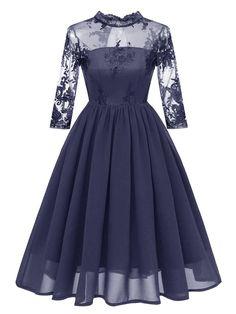 LaceShe Women's Multi-Color Elegant Party Lace Dress Spaghetti Straps Long Simple Prom Dress with Split Party Dress Girls Short Dresses, Formal Dresses, Elegant Dresses, Sexy Dresses, Long Dresses, Classic Dresses, Corset Dresses, Gown Dress, Tight Dresses