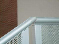 Escada anti-incêndio de alumínio by ALUSCALAE