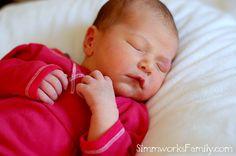 Simmworks Family Blog: Lauren Boston Gentle Sleep Coach {San Diego Resources}