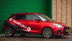 New Suzuki Swift, Suzuki Swift Sport, Suzuki Wagon R, Rally Car, Automobile, Sports, Car Stickers, Vehicle Wraps, Custom Cars