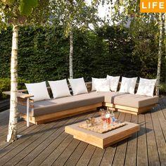 LIFE Loungesofa rechts London kaufen im borono Online Shop