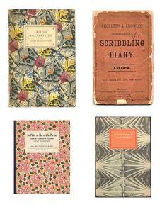 Vintage Book Covers | art & design