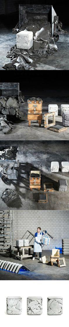 Trash Cube - Nicolas Le Moigne