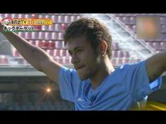 ▶ NEYMAR   Kick Target 2014   Barcelona   Japan TV (HD) - YouTube