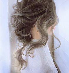 Media?size=l Hair Colour Design, Hair Color, Dinner Hairstyles, Hair Shampoo, Braided Updo, Ulzzang Girl, Your Hair, Braids, Hair Beauty