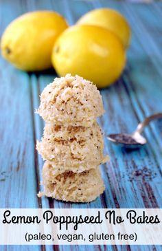 Paleo Lemon Poppysee