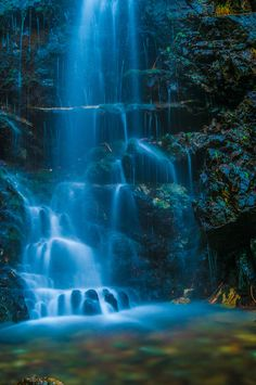 Kalidonia waterfall, Troodos, Cyprus