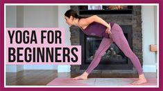 30 min Beginner Yoga - Flexibility, Strength & Balance yoga poses for beginners YOGA POSES FOR BEGINNERS : PHOTO / CONTENTS  FROM  IN.PINTEREST.COM #HEALTH #EDUCRATSWEB