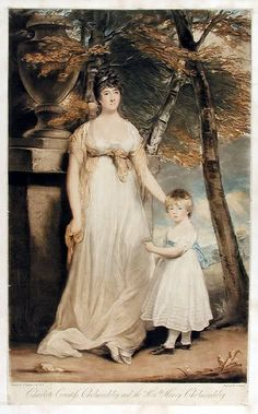 1805 Charlotte Countess of Cholmondeley by Charles Turner (Donald A. Heald)        Bookmark this member