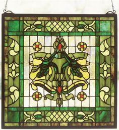 Meyda Tiffany'S Victorian Window
