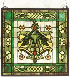 Meyda Tiffany'S Victorian Window