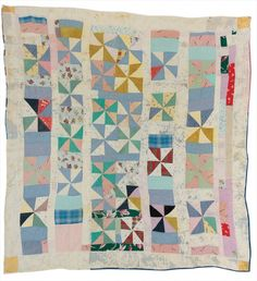 """Pinwheel"" variation 