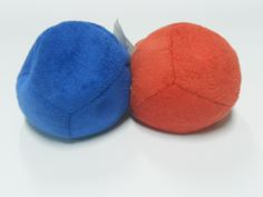Blue and red color footbag/hacky sack!!!Enjoy them!