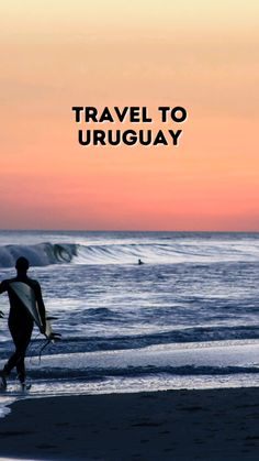 South America Destinations, Montevideo, Dreams, Mountains, How To Plan, Places, Recipes, Travel, Beauty