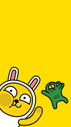 Image in kakao friends wallpaper collection by scarlett Moon Wallpaper, Kawaii Wallpaper, Wallpaper Backgrounds, Iphone Wallpaper, Kakao Friends, Web Design, Simple Doodles, Character Wallpaper, Line Friends