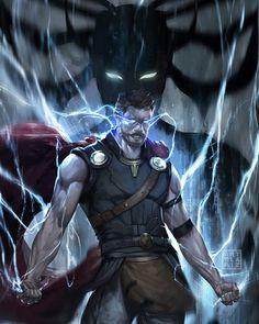 """""""Thor Ragnarok By: @artoflariz"""