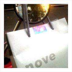 the bag of nove