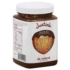 Justin's Nut Butter blows Nutella away.  I seriously bought a case of it when it was on sale at our Whole Foods.
