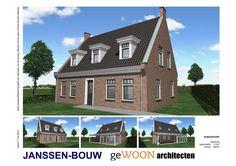 Recente ontwerpen 3D | Janssen-Bouw