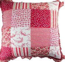 Linens n Things Indie Patch Shabby Chic Cushion Cover $21.95 ebay The Lovely Linen Shop