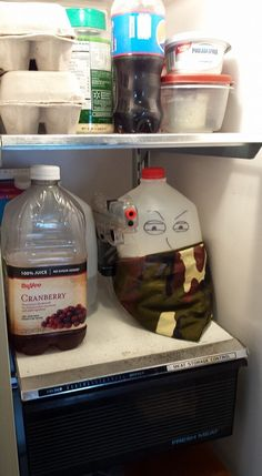 "My nephew said ""I think the milk's gone bad.""   http://ift.tt/1VWXTuj via /r/funny http://ift.tt/1MFMBIV  funny pictures"