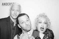 'Anderson Live' Photo Booth Gallery #AndersonLive @andersontv #smile #celebrities