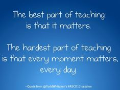 teachers picture quote | superior teacher demonstrates the great teacher inspires william ...