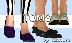 My Sims 3 Blog: Toms by Simtorr