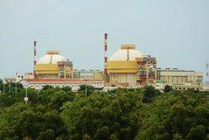 Nuclear Power Plant,Kudankulam,Tamilnadu-India