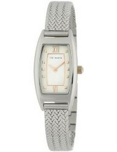 Ted Baker Female About Time Watch  TE4054 Silver Analog                Sale price. $69.95