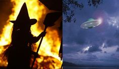 150 Reports Of UFOs, Ghosts, Witches, And Other Paranormal Activity Haunt West Midlands, England