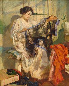 Australian Artist in Paris - Rupert Bunny (1864–1947)