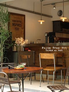 Fujin Tree 353 CAFE By Simple Kaffa 台湾 : Favorite place