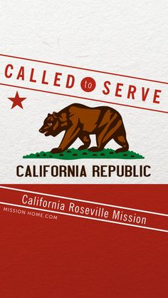 iPhone 5/4 Wallpaper: Called to Serve California Roseville Mission. Check MissionHome.com info about this mission. #Mission #California #cellphone