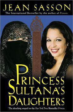 Second book about the Saudi princess's life