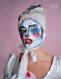 Streeters - Artists - Makeup Artists - Isamaya Ffrench - Portfolio