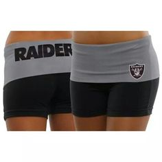 Shop Oakland Raiders women's apparel and clothing at Fanatics. Ladies, gear up with Oakland Raiders women's jerseys, shirts and clothing from top brands at Fanatics today. Raiders Shirt, Raiders Stuff, Raiders Baby, Raiders Football, Nfl Oakland Raiders, Football Stuff, California Baby, Girls Softball, Raider Nation
