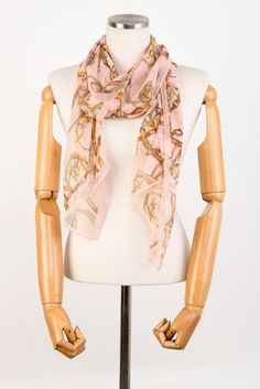 Fashion Infinity Scarf, Pink Silk Lightweight Chiffon Scarf, Silk Scarves Romantopia. Gift for her. Made to order. by LEOKOXX on Etsy