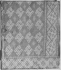 Altar Frontal | V&A Explore The Collections Linen Stitch, Altar Cloth, National Art, The V&a, Victoria And Albert Museum, Shape Design, Different Patterns, Repeating Patterns, Collections