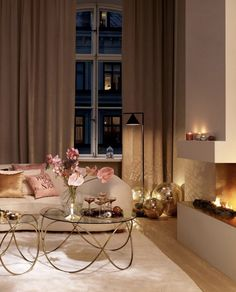 H&M Home offers a large selection of top quality interior design and decorations. Find the right accessories for your home online or in-store. Glam Living Room, Living Room Decor Cozy, Elegant Living Room, Bedroom Decor, Romantic Living Room, Home Decor Colors, Colorful Decor, Living Room Inspiration, Home Decor Inspiration