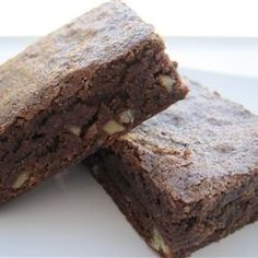 "Mexican Brownies | ""These were very moist and good. I loved the flavors of the cinnamon and pepper in this."" —SB 
