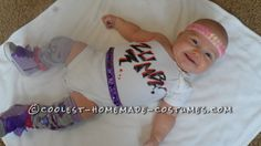 Cutest Baby Zumba Costume... This website is the Pinterest of costumes